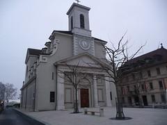 Church in Carouge