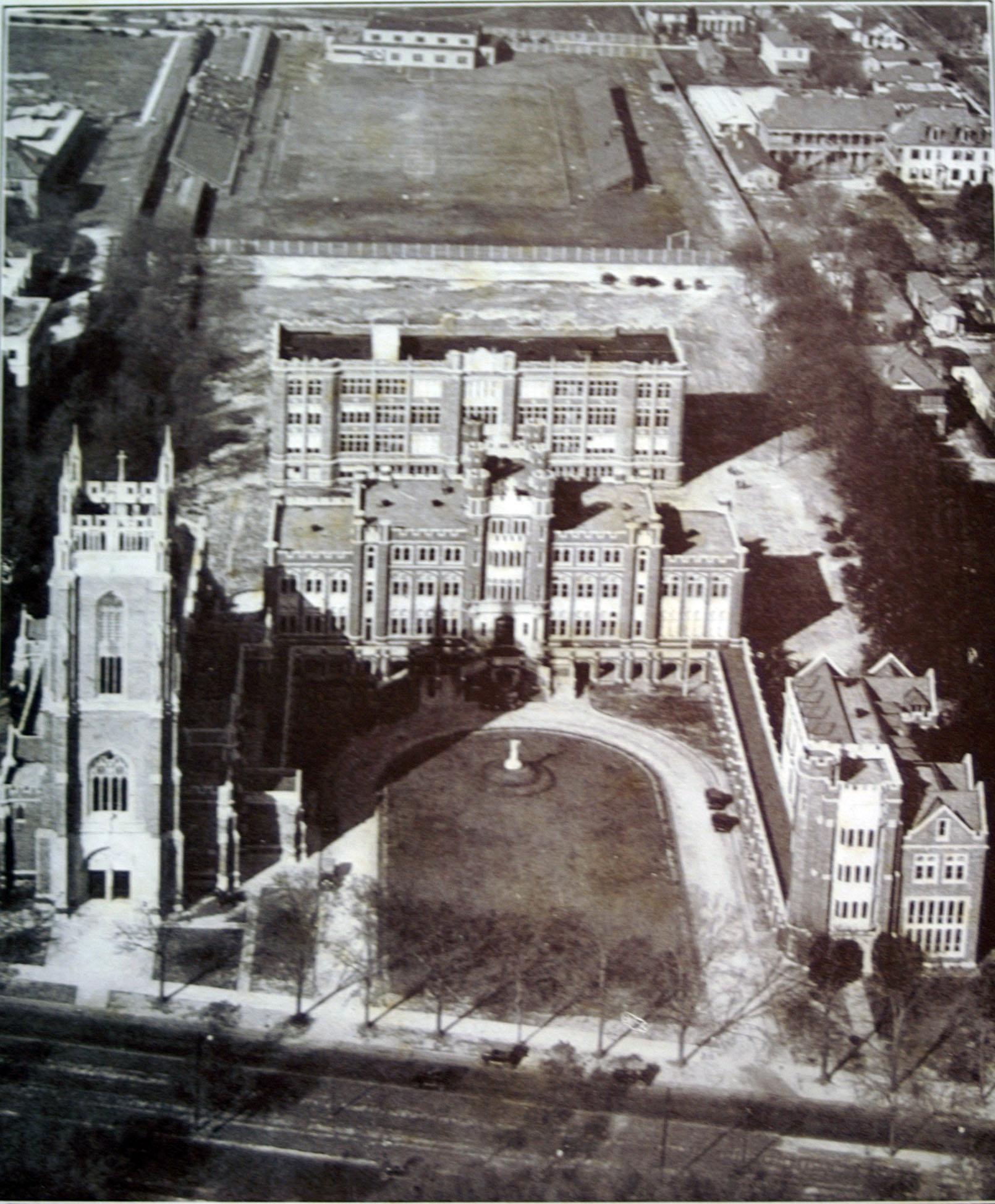 Loyola University Campus - 1925