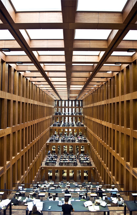Architekturfotografie Berlin Grimm Bibliothek Via Portfol Flickr