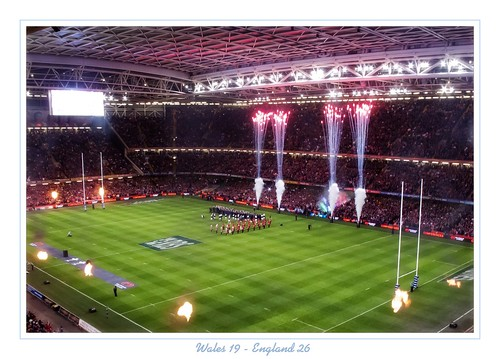 Rugby six nations championship