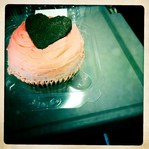 Cupcake Heart (Hipstamatic Contest Entry)