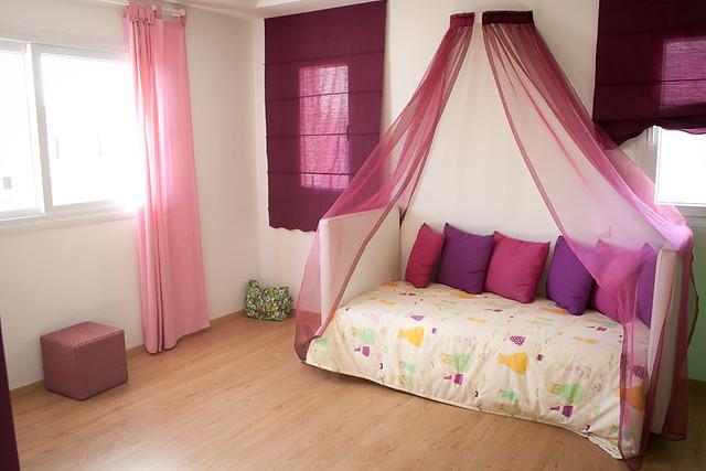 Lilas Park - Villa-témoin, chambre enfant