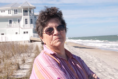 Mom on Vero Beach