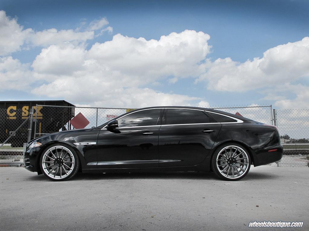 new jaguar xjl supersport on dub1 wheels wb 6speedonline porsche forum and luxury car. Black Bedroom Furniture Sets. Home Design Ideas