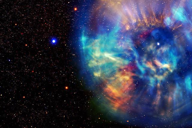 supernova in space star - photo #16
