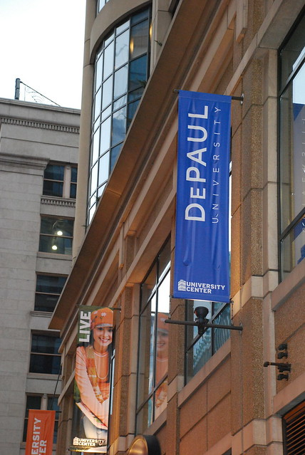 President's Club Tour - DePaul in the Loop: Feb. 17, 2011