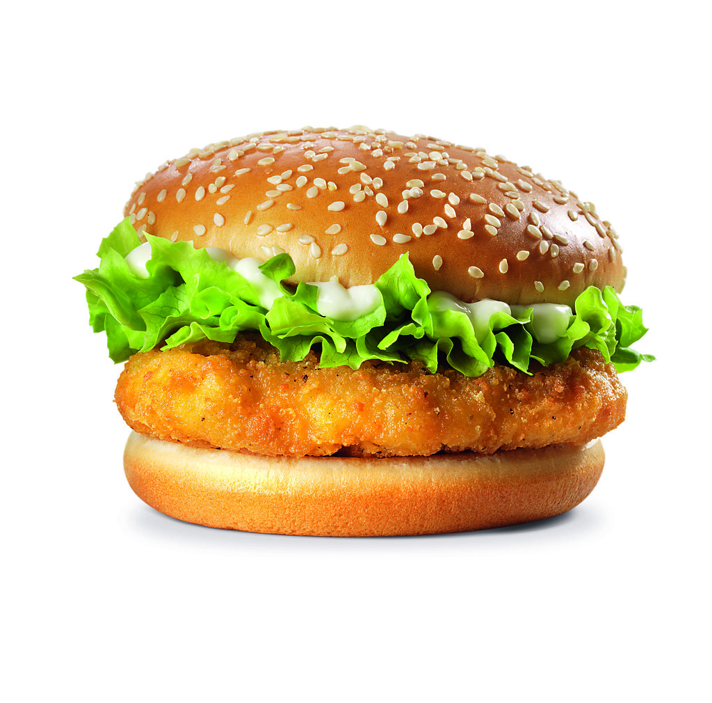 Calories in mcdonalds mcchicken sandwich calories in for Calories in a mcdonald s fish sandwich