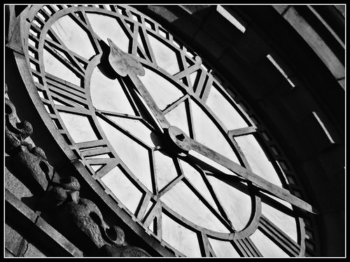 Heritage Hall Clock