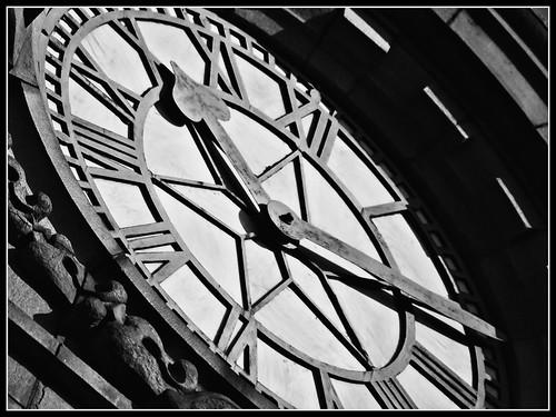 Heritage Hall Clock