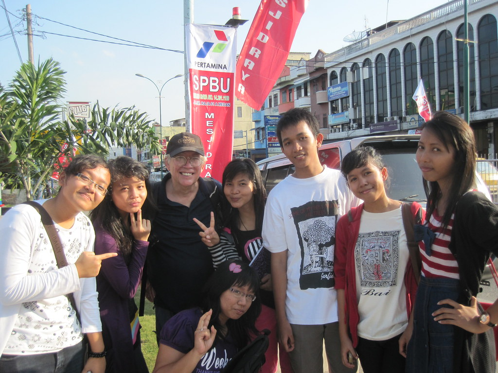 Students - Medan, Sumatra, Indonesia Pic 2