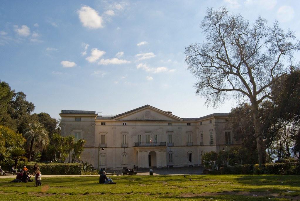 Villa Floridiana - Museo Nazionale della Ceramica Duca di Martina