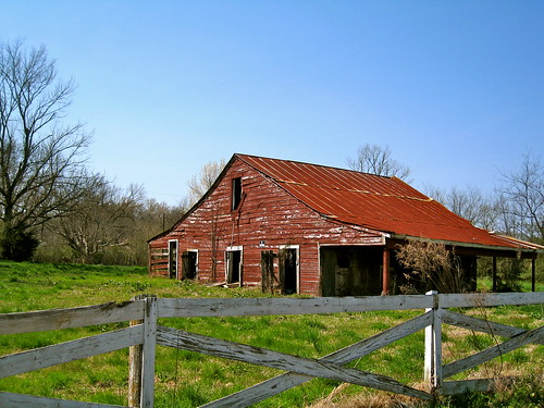 Yet Another Red Barn
