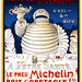 1314 Michelin Vintage Bicycle Poster by BicyclePosters