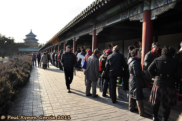 Sundays at the Temple of Heaven