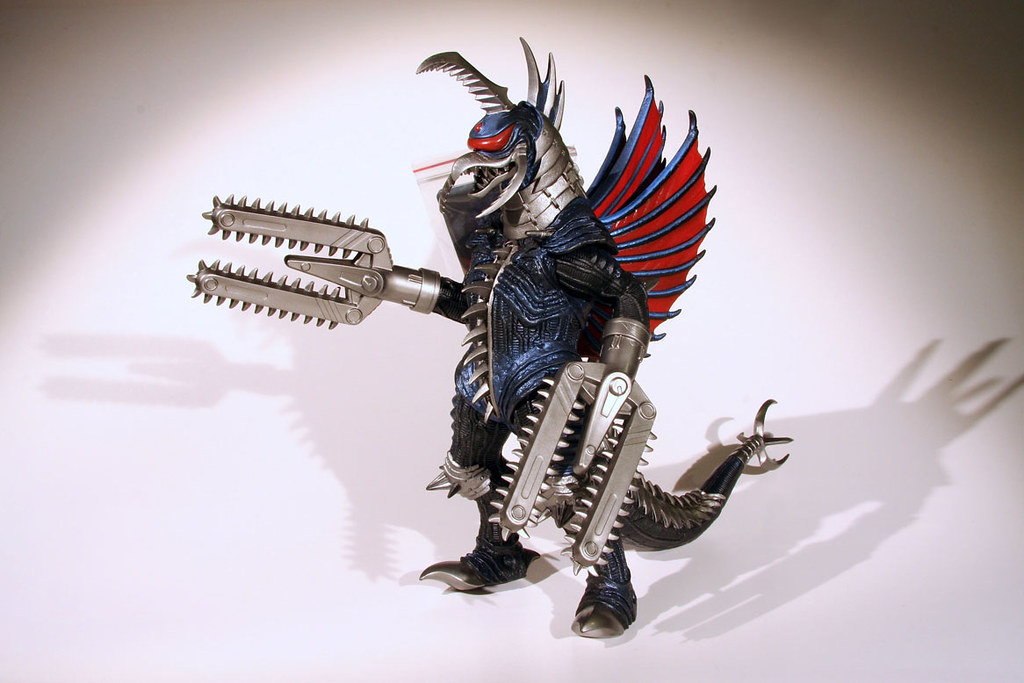 Gigan, Final Wars (Power-Up) - a photo on Flickriver