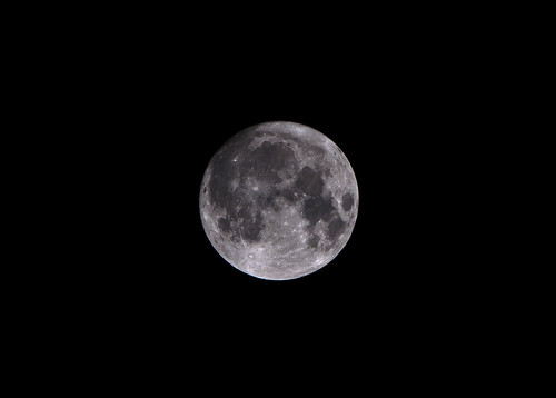 Full Moon - March 19, 2011
