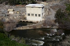 Kern Canyon Powerhouse