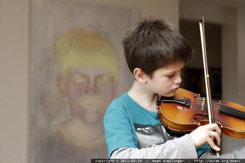 violin recital c/o nick