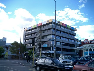 Canterbury Television Building in 2004