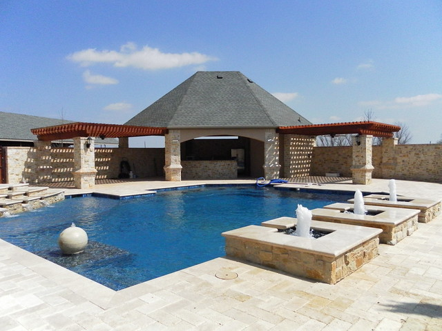 Luxury Swimming Pool Builder Dallas Flickr Photo Sharing