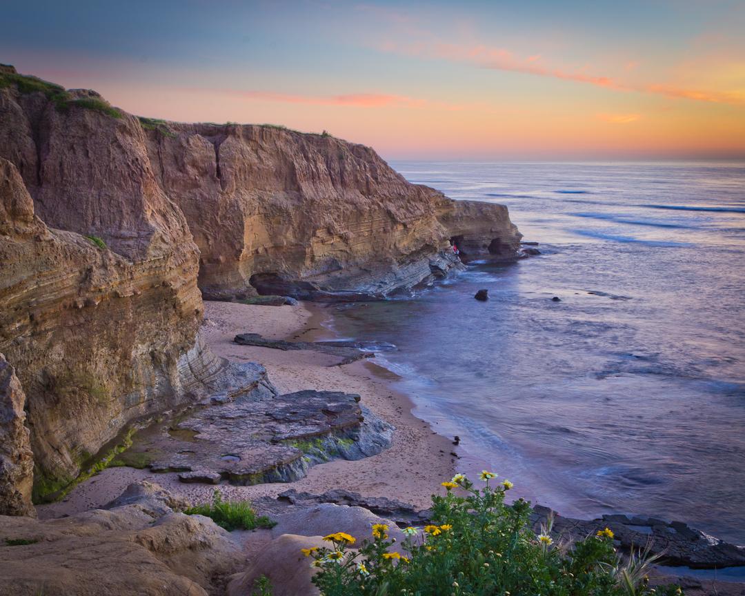 Sunset Cliff Natural Park San Diego