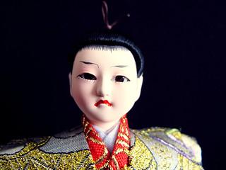 (84/365) Samurai portrait