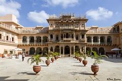 Chomu Palace, India 2011