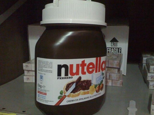 nutella 5 kg voor als je een cr 234 pes business gaat beginnen flickr photo