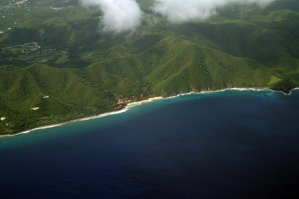 Сент-Крой пляж