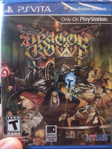 Dragon's Crown - PS Vita