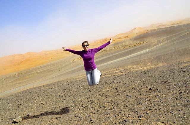 En las puertas del desierto