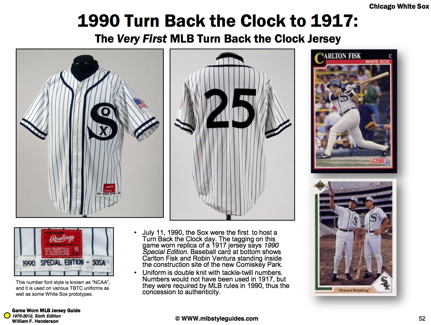 Uni Watch - MLB firsts and lasts