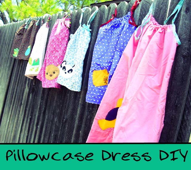 Cute Ideas For Pillowcase Dresses : Pillowcase dress DIY Flickr - Photo Sharing!