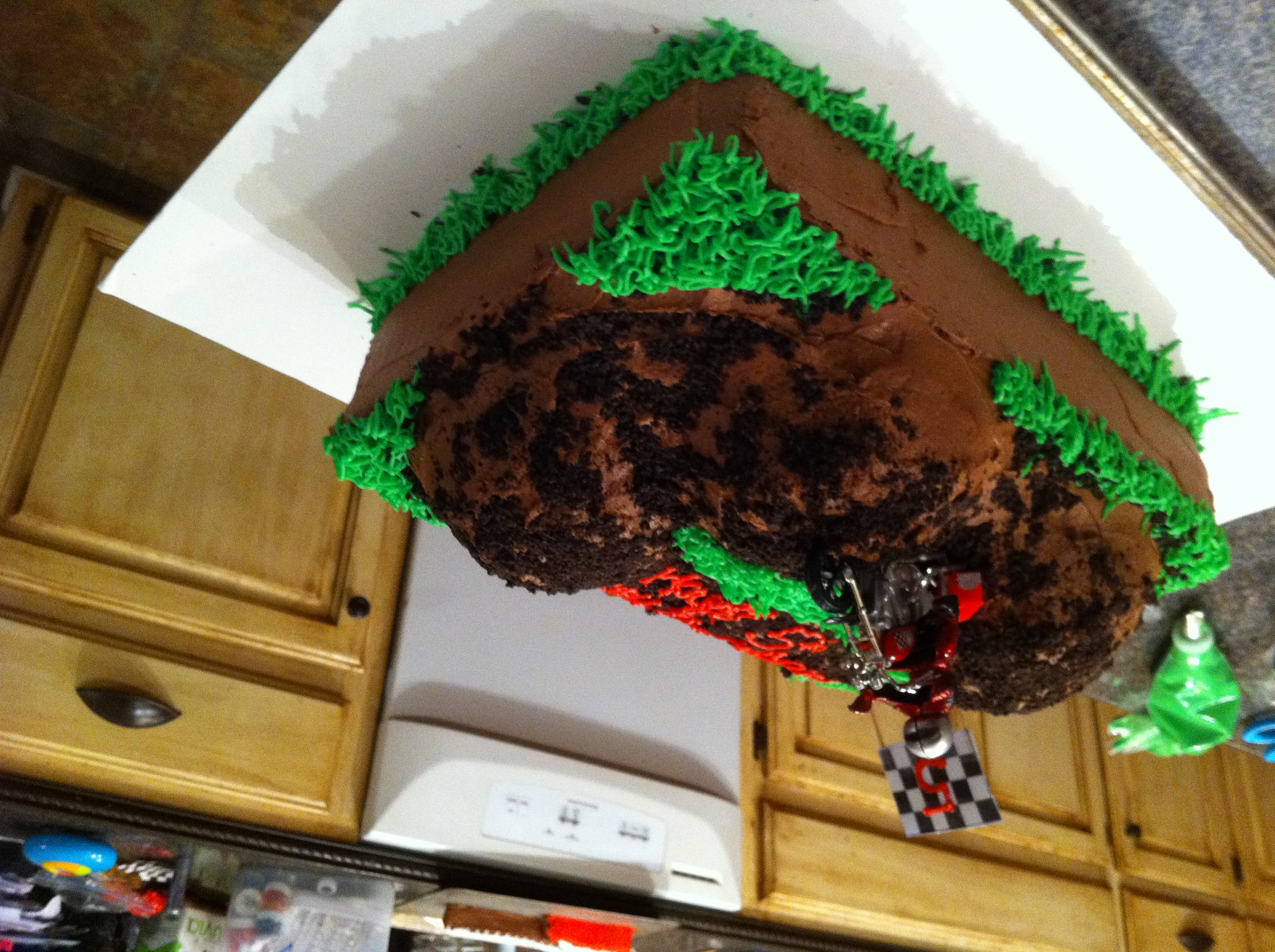 how to rotate a video iphone back of dirt bike cake flickr photo 5292
