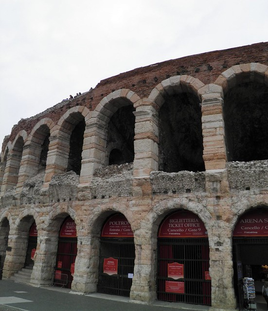 Roman amphitheatre, Verona
