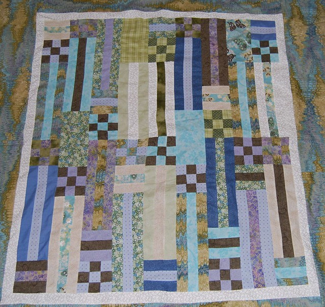 Quilt Patterns Using 6 Strips : A s strips quilt pattern Flickr - Photo Sharing!