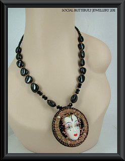 Peeper OOAK Necklace