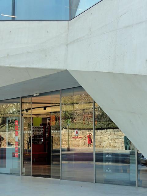 Vodafone headquarters, Porto