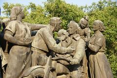 София (Sofia, Bulgaria) - Паметник на Съветската армия (Monument to the Soviet Army)