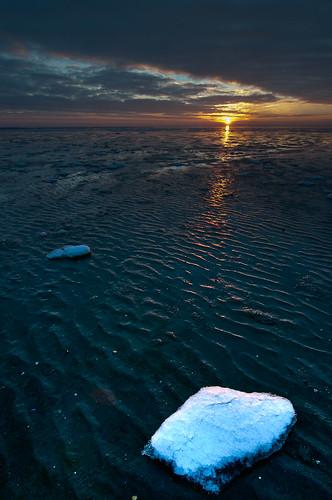 winter sunset landscape nikkor1024dx
