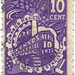 Mexico postage stamp: industrial census