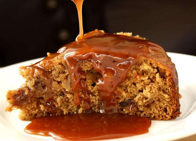 Rachel Allen's Sticky Toffee Pudding