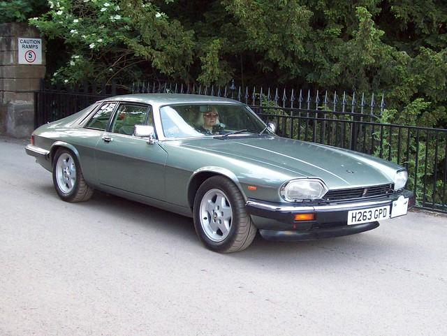 92 Jaguar XJ-S HE V12 (1981-90) | Flickr - Photo Sharing!