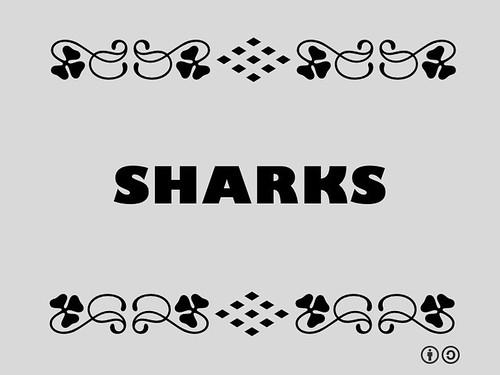 Buzzword Bingo: Sharks
