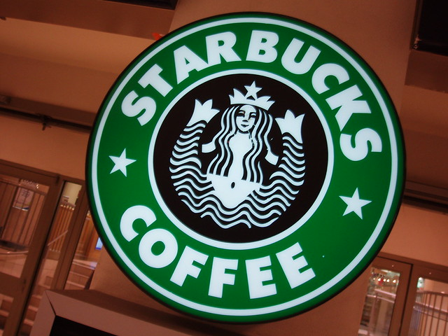 Uncensored Starbucks logo | I remember this logo when I ...