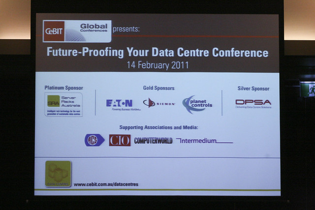 Future-Proofing Your Data Centre Conference 2011