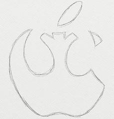Star Wars vs Apple