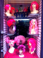doll(0.0), barbie(0.0), toy(0.0), display window(1.0), pink(1.0),