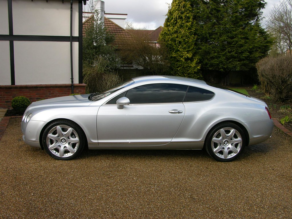 2005 bentley continental gt a photo on flickriver. Cars Review. Best American Auto & Cars Review