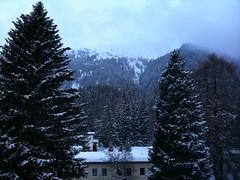 Zo berg, beetje uitgesneeuwd?
